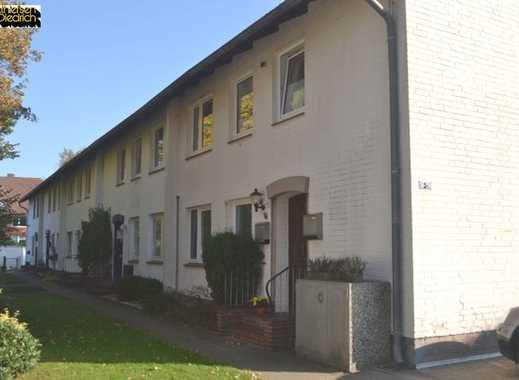 Verkauf eines gepflegten Reihenhauses mit zwei Wohnungen in Heide beim Westküstenklinikum