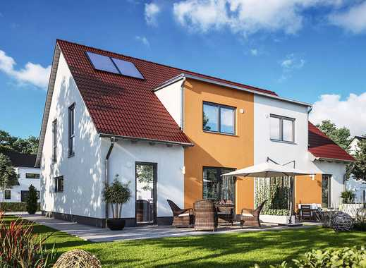 Ein Doppelhaus ist mehr als eine Alternative!