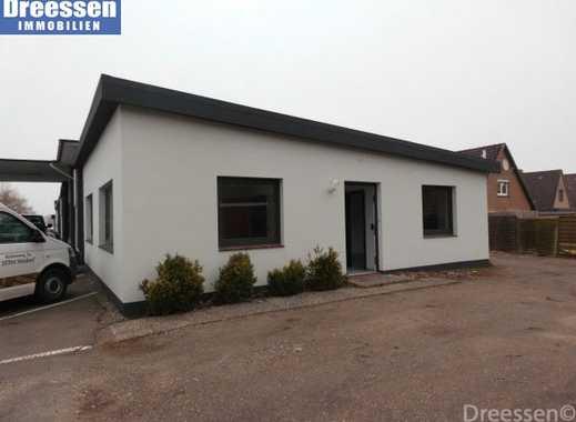 Heide: Erstbezug einer renovierten 2 Zimmer Mietwohnung im Erdgeschoss