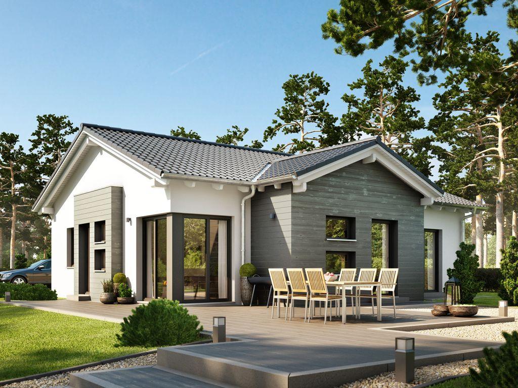 solution 87 v2 traumhafter bungalow mit 2 erkern. Black Bedroom Furniture Sets. Home Design Ideas