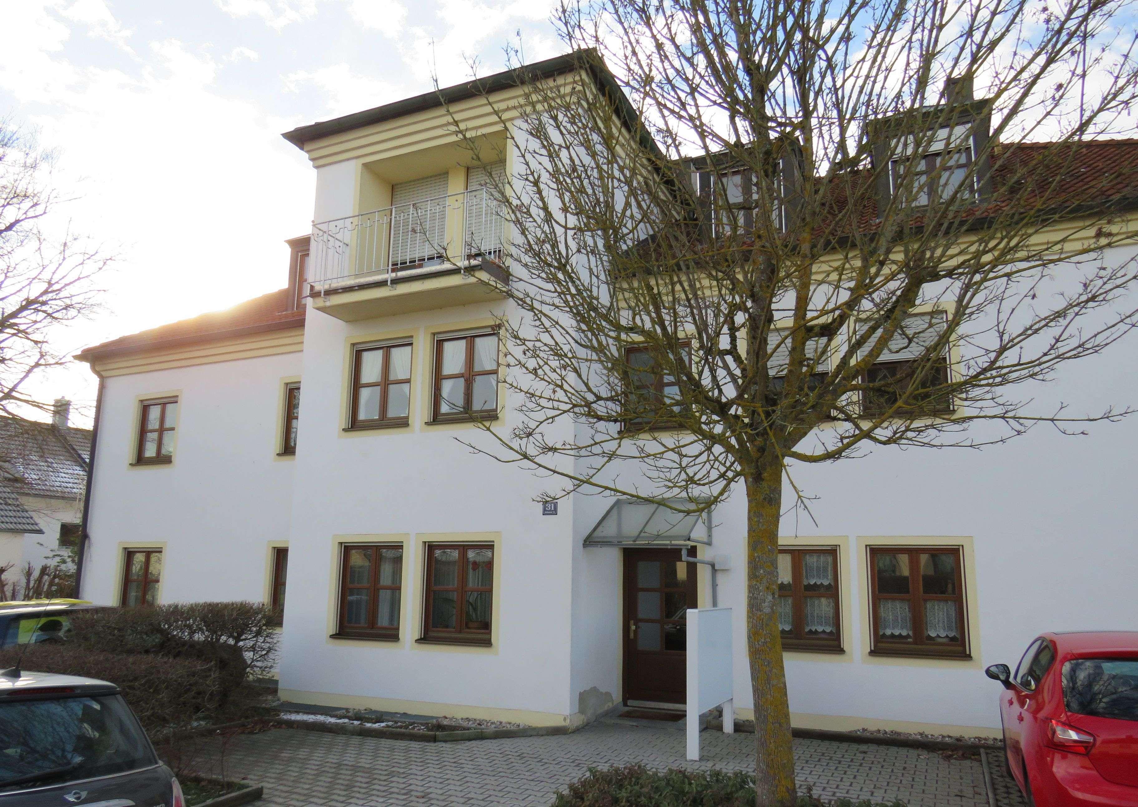 Großzügige, helle und ruhige Wohnung in NEUBURG - Laisacker