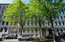 Vermietete Altbauwohnung als Kapitalanlage im