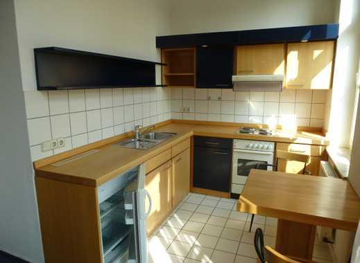 Helles u. möbliertes 1 Zimmer-Appartement mit PKW-Stellplatz  in Bad Oeynhausen-Zentrum/Südstadt