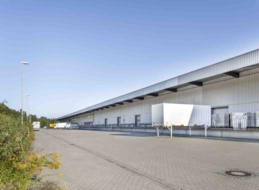 **PROVISIONSFREI** Rampenhalle/Cross-Docking in Marienfelde mit SPRINKLER+HEIZUNG!!