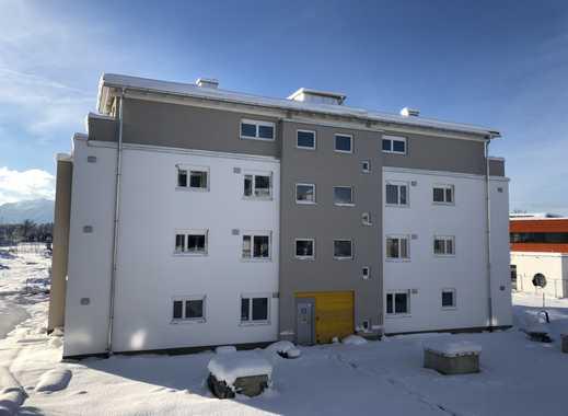 Sonnige 1,5-Zimmer-Wohnung großem Balkon und Bergblick