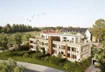 Perfekte Wohnung mit großzügigem Süd-West-Balkon