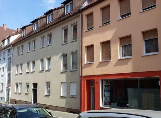Zentral - Nähe Weißer Turm - Sonnige, feundliche 3-Zimmer-Wohnung mit Stellplatz, Balkon und EBK