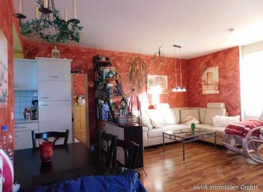 elvirA! Unterschleißheim, sehr schönes, gepflegtes 1,5 Zimmer-Apartment mit Süd-Dachterrasse
