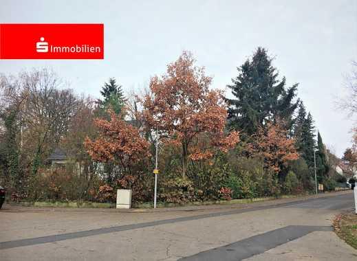 Dreieich-Götzenhain - 764 qm Baugrundstück für freistehendes Ein-/oder Zweifamilienhaus mit Garage !