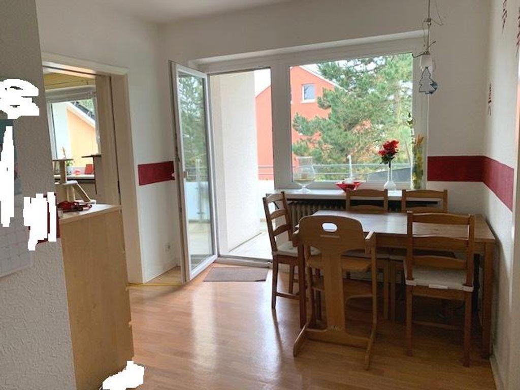 helle renovierte 3 zimmer wohnung mit gro 223 em balkon in eckernf 246 rde zu vermieten