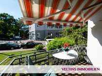 Frankfurt-Nordend-Ost Gut geschnittene 3-Zimmer- Balkon-Wohnung