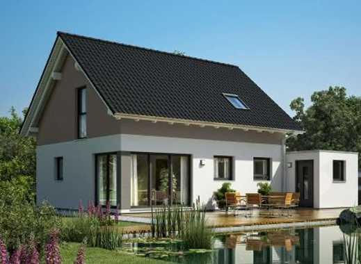 Mietkauf: Einfamilienhaus mit Garage Neubau/Erstbezug, 129 m2 Wohnfläche, 506 m2 Grundstück   