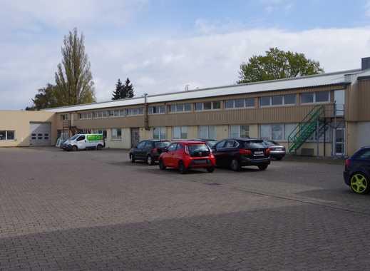 Langenhagen in Autobahnnähe: günstige Büroeinheit mit 5 Parkplätzen