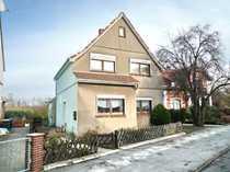Ein- Zweifamilienhaus mit Anbau und