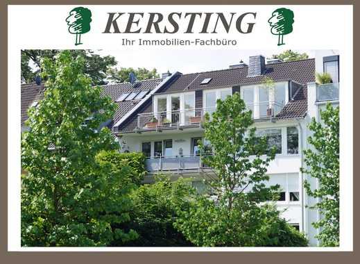 Traumhafte 107m² Eigentumswohnung mit herrlichem Grünblick und Einzelgarage in KR-Bismarckviertel!