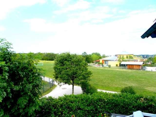 Freiblick, 10 Minuten vom Pilsensee zu Fuß, gepflegt, absolut ruhig...