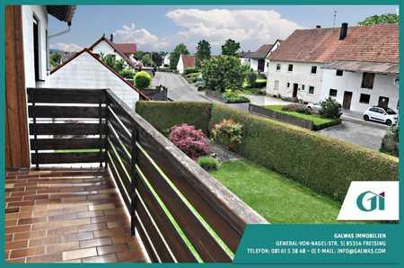 GI** Ruhige 3-Zi-Wohnung mit Esszimmer und Hobbyraum bei Attenkirchen in Attenkirchen