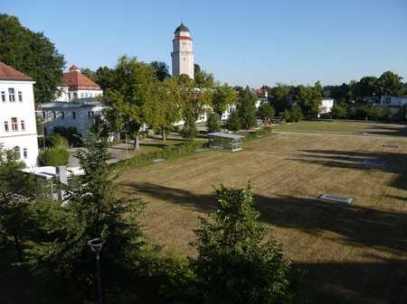 Prinzregentenpark Freising- Top  exclusiv 2.5 Zi-Maisonett-Wohnung in 30.000qm Park mit Wintergarten in Freising