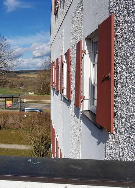 Schöne sieben Zimmer Wohnung in Neuburg an der Donau in Neuburg an der Donau
