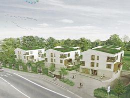 Stadtnah im Grünen wohnen