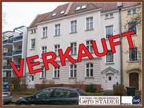2-Zimmer-Altbauwohnung- in Berlin Treptow - vermietet