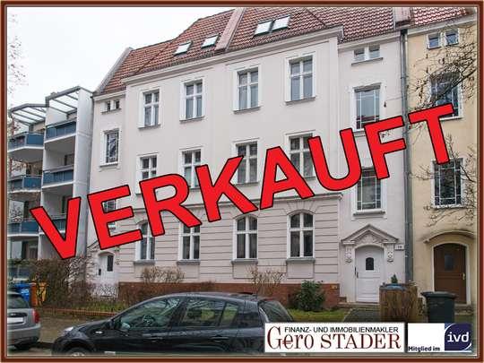 2-Zimmer-Altbauwohnung- in Berlin Treptow - vermietet - Bild 1