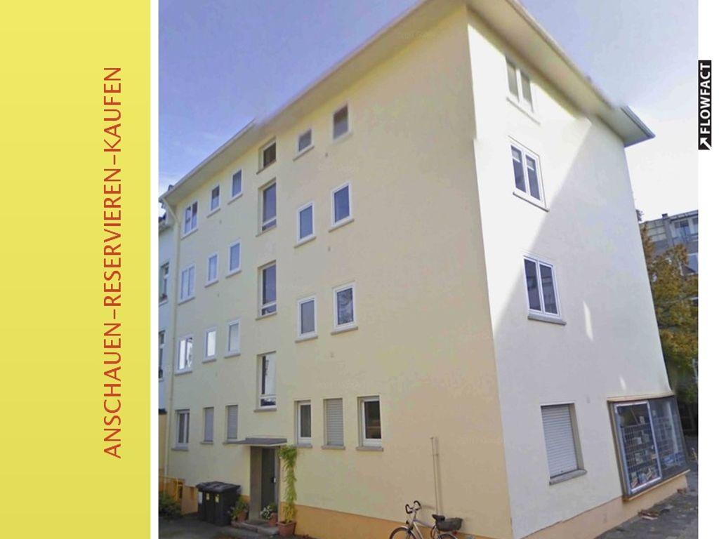 Hausansicht Gebäude 1