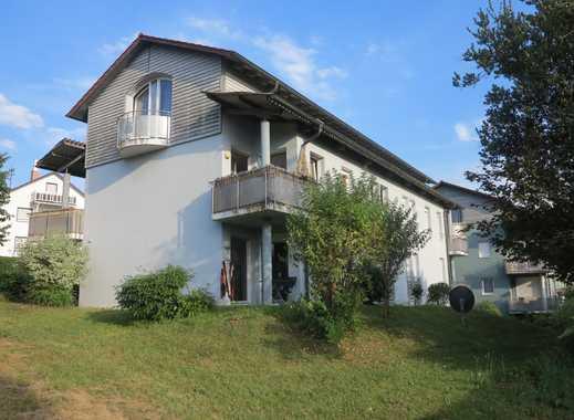 3 Zi-Wo Etagenwohnung mit Balkon in Hallwangen