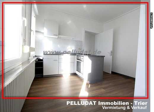 Trier-City: Nähe Fußgängerzone 1 ZKB Wohnung mit ca. 41m² WFL und moderner Einbauküche
