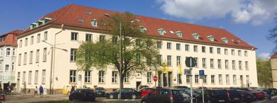 Geräumige und gepflegte 4-Raum-DG-Wohnung mit EBK und Dachterrasse im Zentrum von Minden
