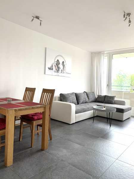 Möblierte top gelegene 1,5-Zimmer Wohnung mit Ausblick in Sendling-Westpark (München)