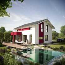 Einfamilienhaus mit Wärmepumpe u optionaler