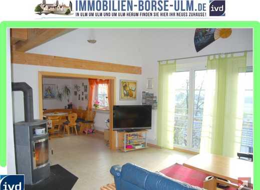 Maisonetten-Wohnung in Oberelchingen ca. 5 KM von der Ulmer City entfernt