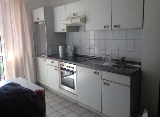 provisionsfrei! Schöne 3-Zimmer Wohnung, neuwertige Möblierung