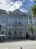 Hohenzollernplatz Top Altbau-4er-WG-Wohnung mit großem