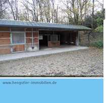 Bild Kleiner Privatstall nähe Esslingen zur Miete