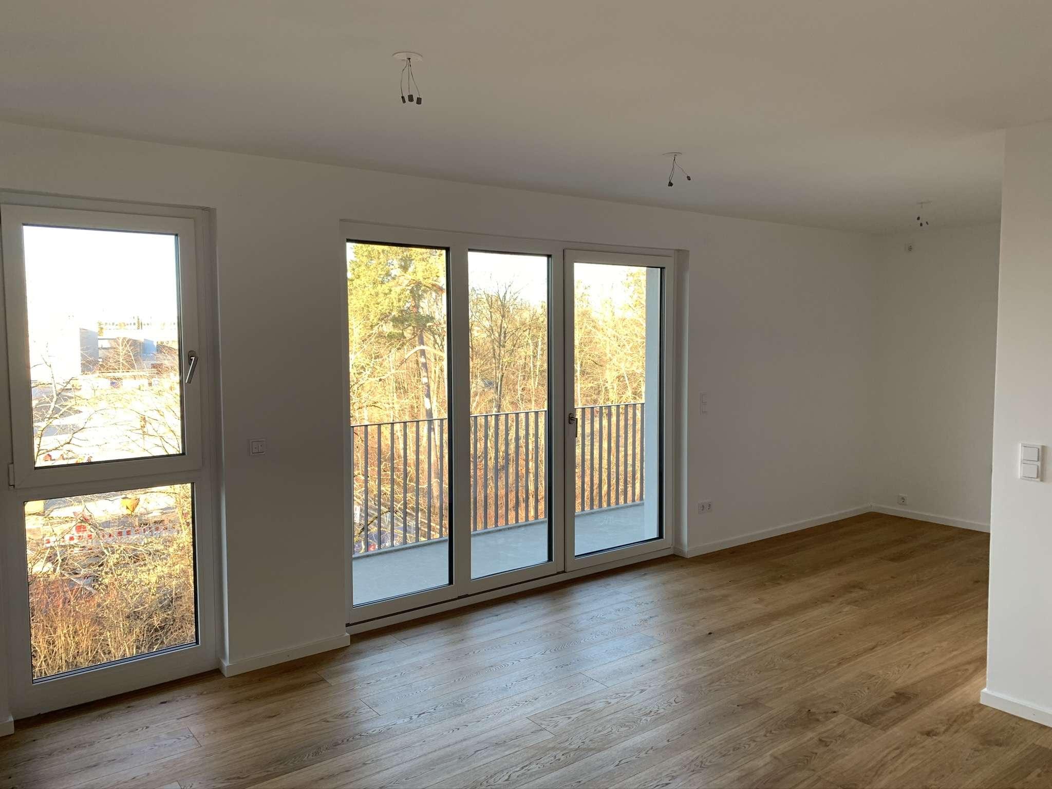 Erstbezug: exklusive 2-Zimmer-Wohnung mit Balkon in Ottobrunn in Ottobrunn