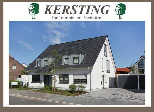 Krefeld-Verberg! Perfekte Doppelhaushälfte mit viel Platz und Garage in bester Nachbarschaft!