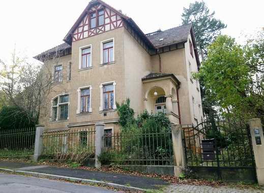 Bauträger aufgepasst: Denkmal-Villa in Bestlage von Dresden-Plauen!