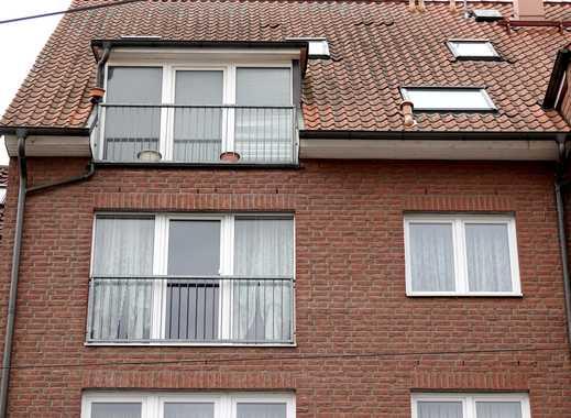Schnuckelige + helle 2-Zimmer-Wohnung mit Aufzug und Garage in zentraler Wohnlage