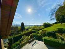 Villa mit See- und Bergblick