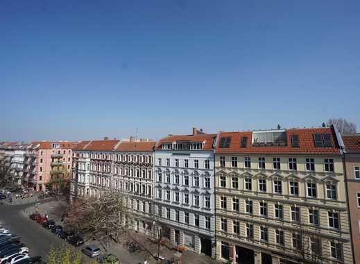 CITY-CONCEPT: Dachgeschoßneubau mit Fernblick in der Rykestraße 50 - Erstbezug -