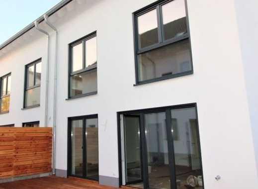 Neubauprojekt! Hochwertiges Reihenmittelhaus mit großem Garten in Arheilgen!