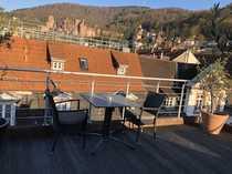 Traumhafte Dachgeschoss Wohnung in begehrter