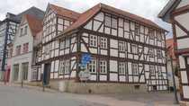 Historisches Fachwerkhaus mit Geschichte im
