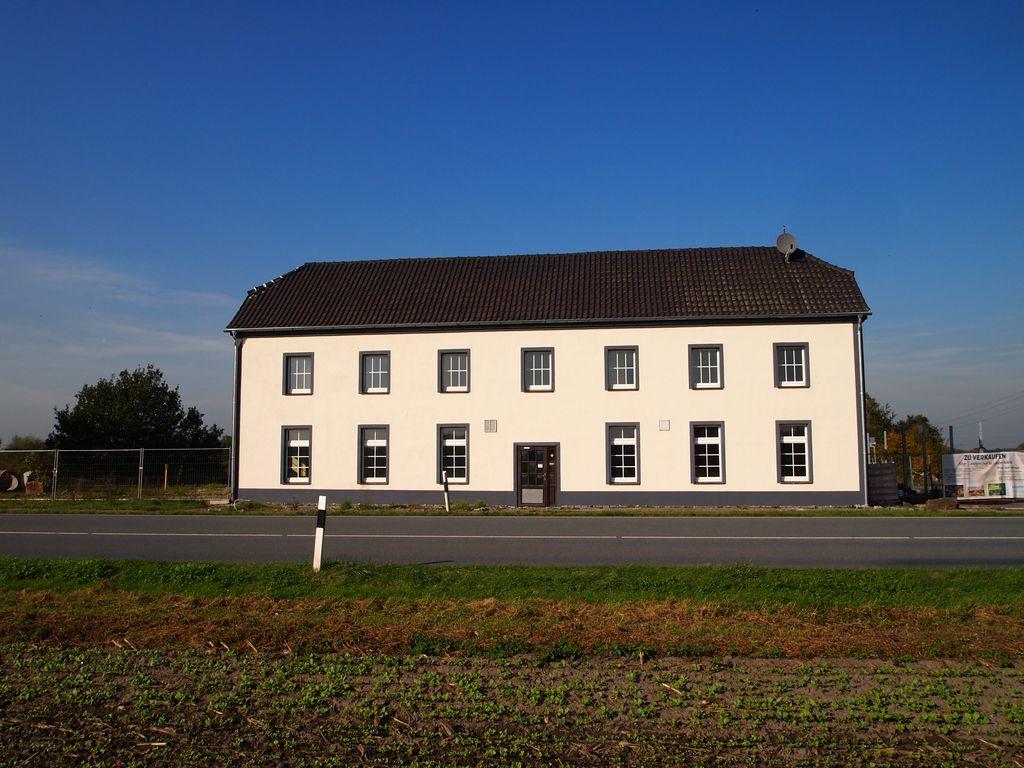 Front ehemaliger Landgasthof