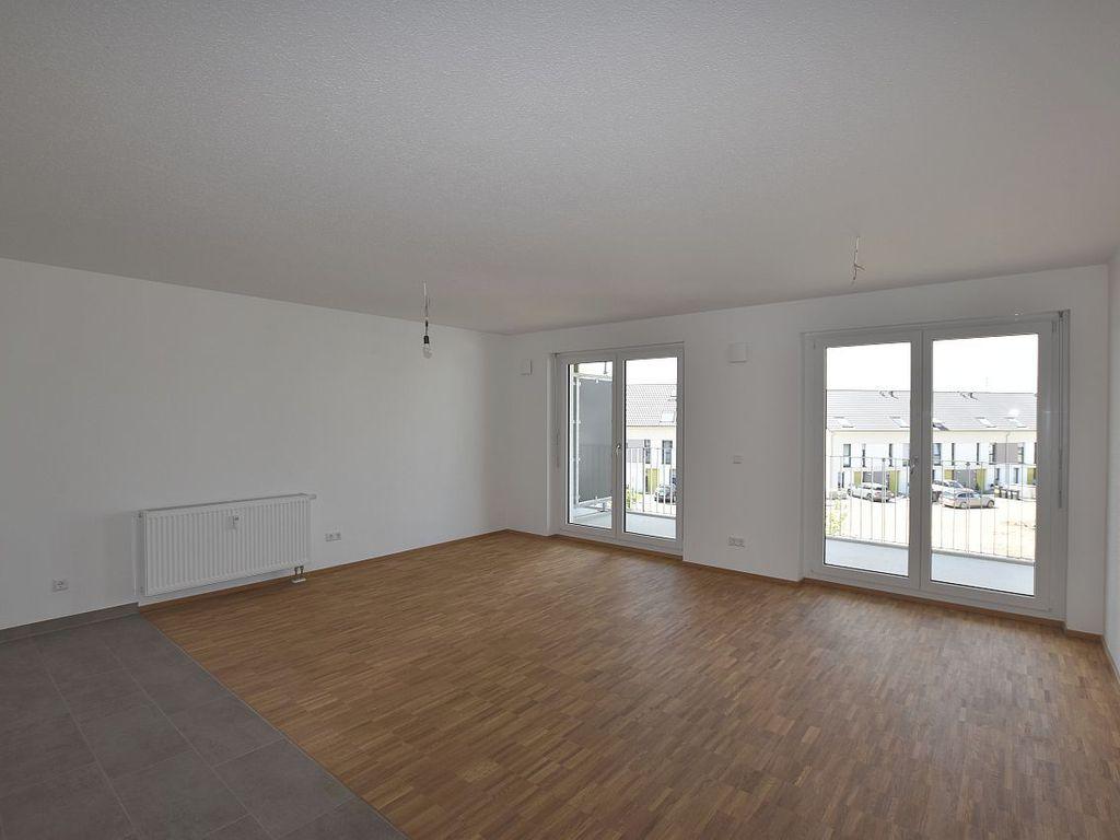 Wohnzimmer/Esszimmer Musterwhg