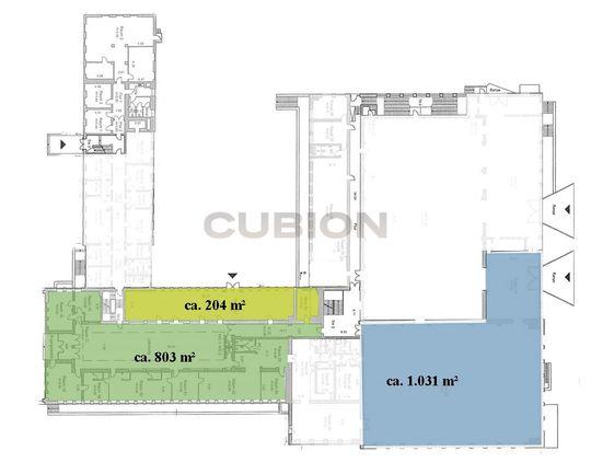 Erdgeschoss + Halle