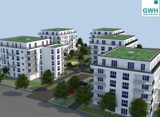Zukunftsorientiert! Energieeffiziente 2-Zi.-Wohnung mit Balkon in Mannheim-Waldhof