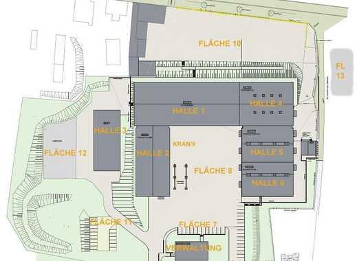 Technopark Lommatzsch: Büros, Hallen, Produktionsflächen, Lagerplätze